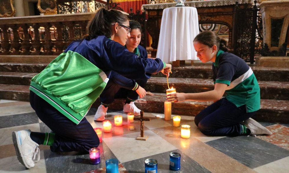 Marian Pilgrimage and Class Picnics