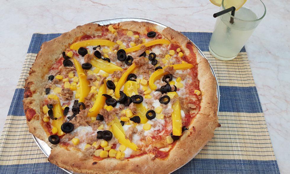 Pizza Practical – Home Economics