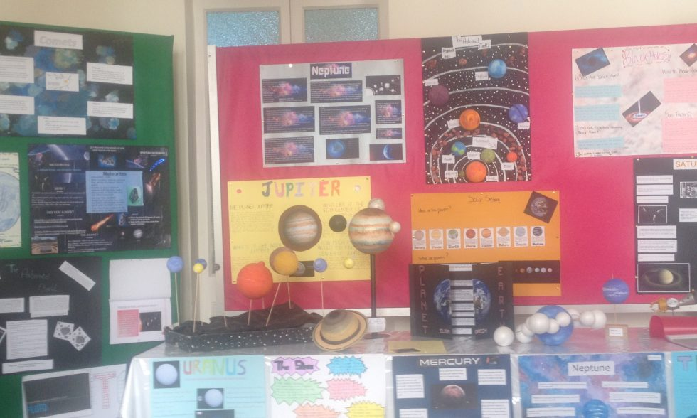 Earth & Space Exhibition