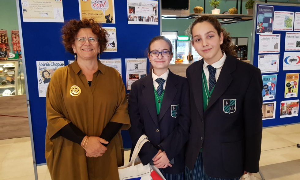French Competition Winners