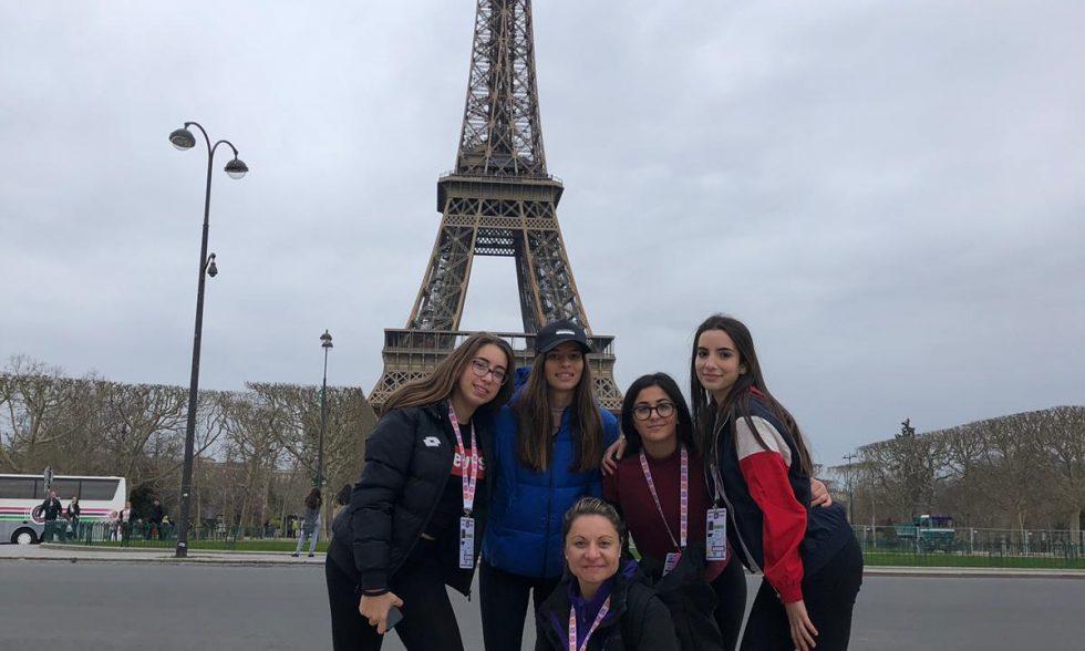 Scavenger Hunt in Paris – 'She Runs' Programme