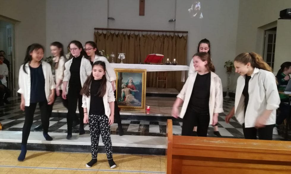 Our Lady of Sorrows – Mass