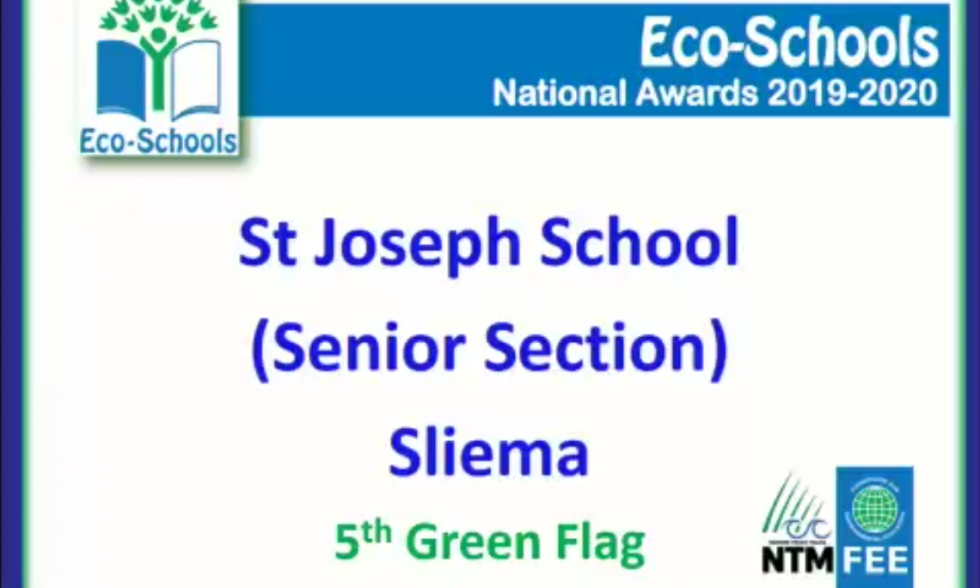 Ekoskola Green Flag Ceremony – 5th Green Flag Award