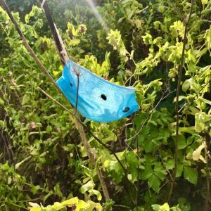 #YRE Photo Competition – Disposable Masks